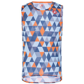 Castelli Pro Mesh Sleeveless Baselayer Jersey Men multicolor blue